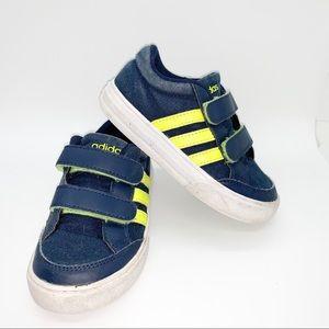 ADIDAS Toddler Boys Sz 9 Sneakers